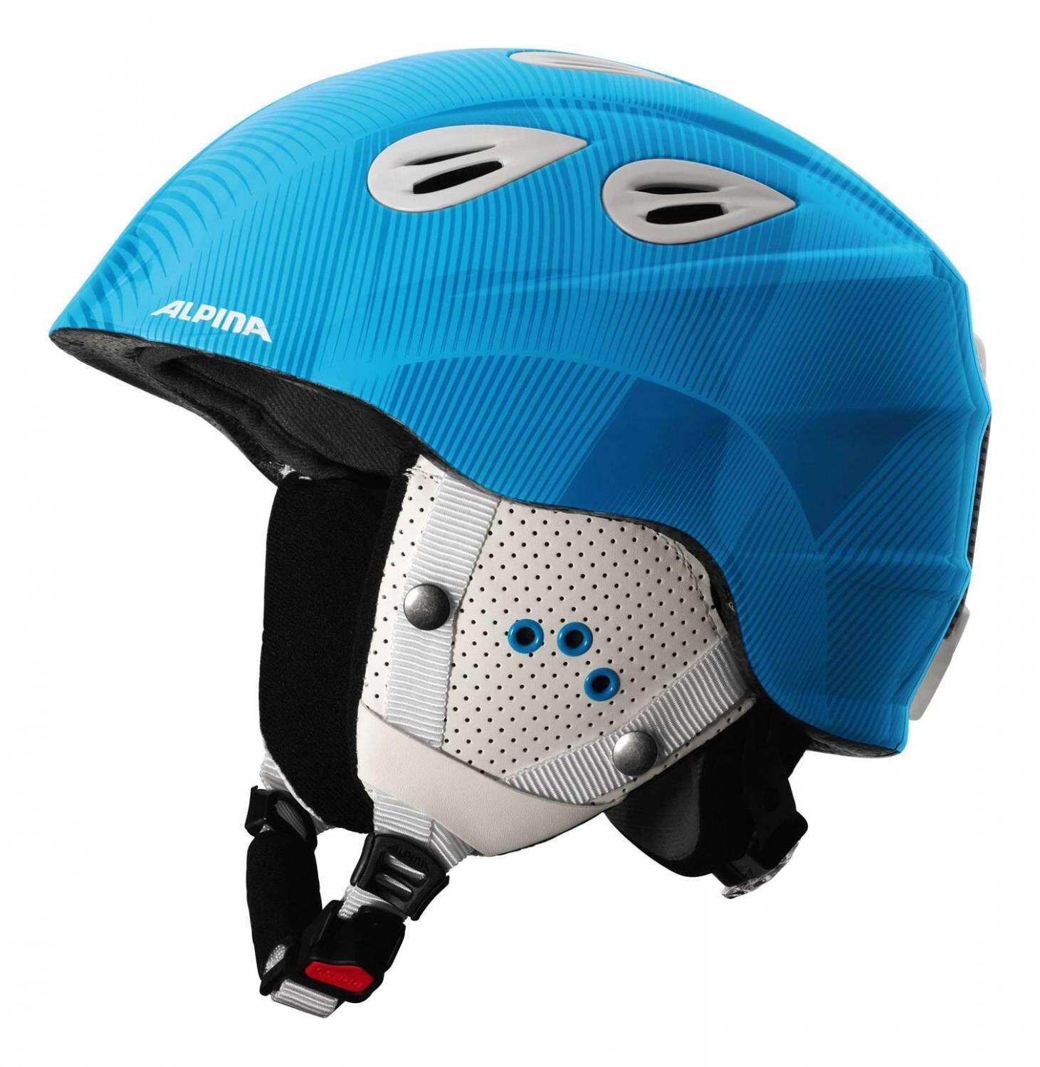 Alpina Grap 2.0 Junior Kinderskihelm