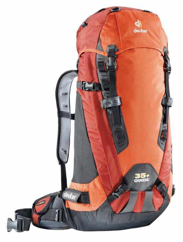 Deuter Alpinrucksack Guide 35+