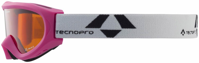 Fürski - TecnoPro Snowfoxy Junior Kinderskibrille (Farbe 391 pink) - Onlineshop