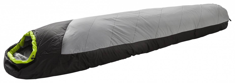 mckinley-trekker-s-10-mumienschlafsack-farbe-900-hellgrau-schwarz-grau-rv-links-