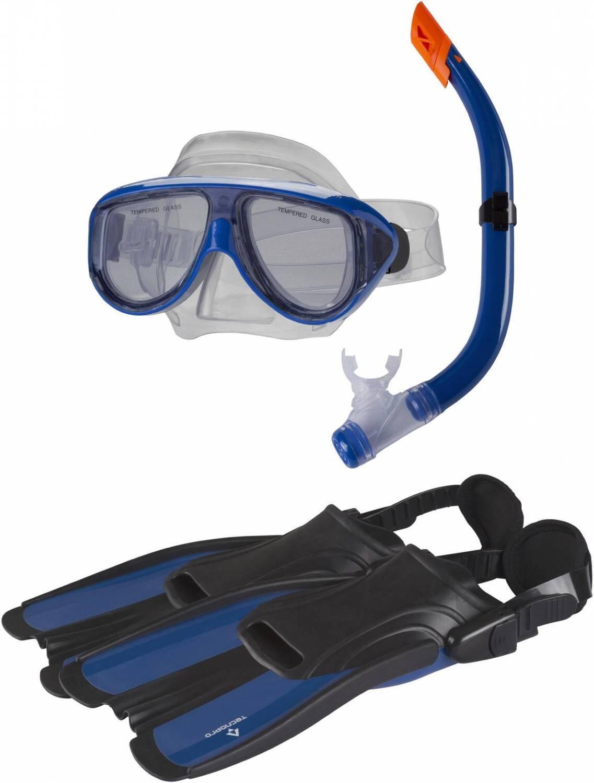 tecnopro-st5-3-junior-tauchset-farbe-543-blue-royal-m-39-43-