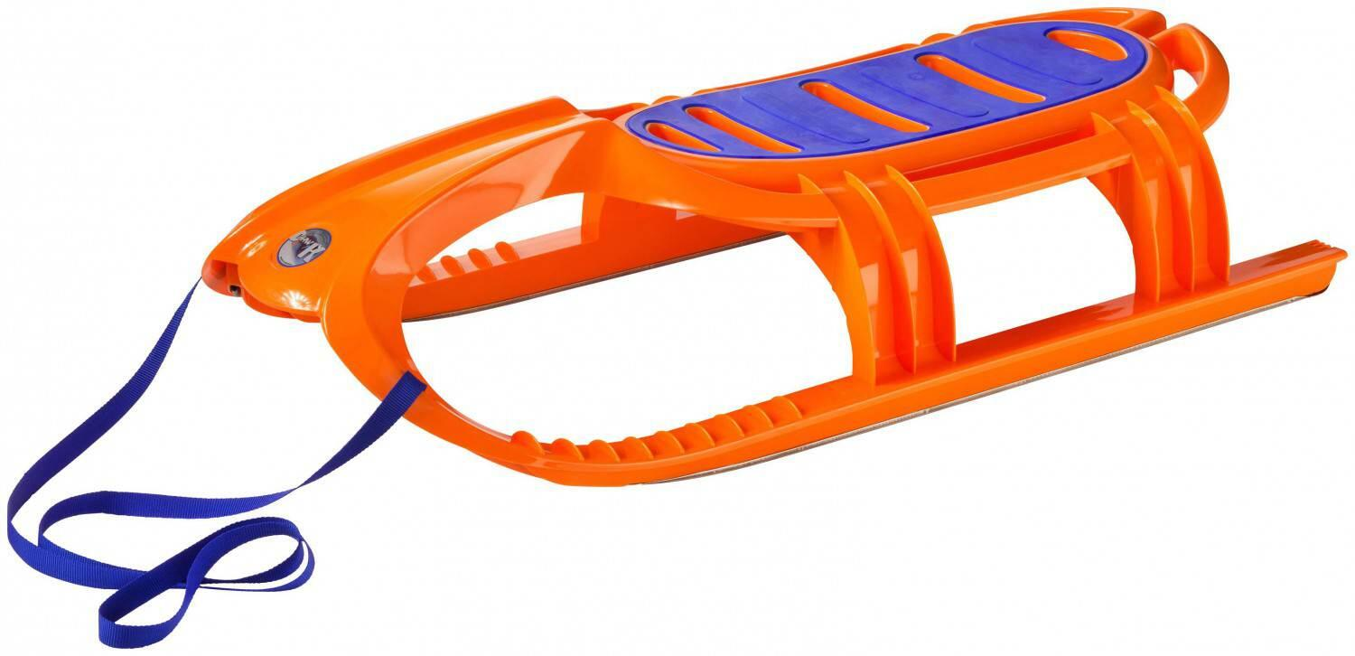 Schlitten - KHW Rodel Snow Tiger (Farbe 900 orange) - Onlineshop