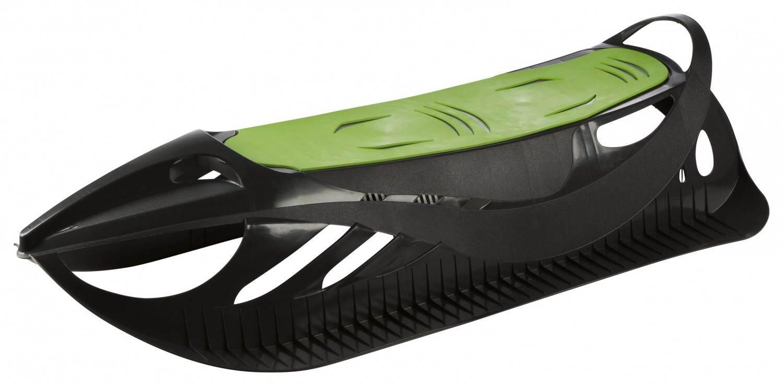 Schlitten - Gizmo Riders Bob Neon Grip Schlitten (Farbe 087 schwarz grün) - Onlineshop