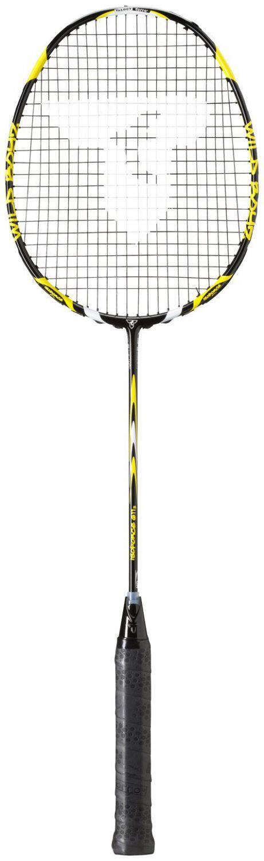 talbot-torro-isoforce-611-2-badmintonschl-auml-ger-farbe-schwarz-gelb-