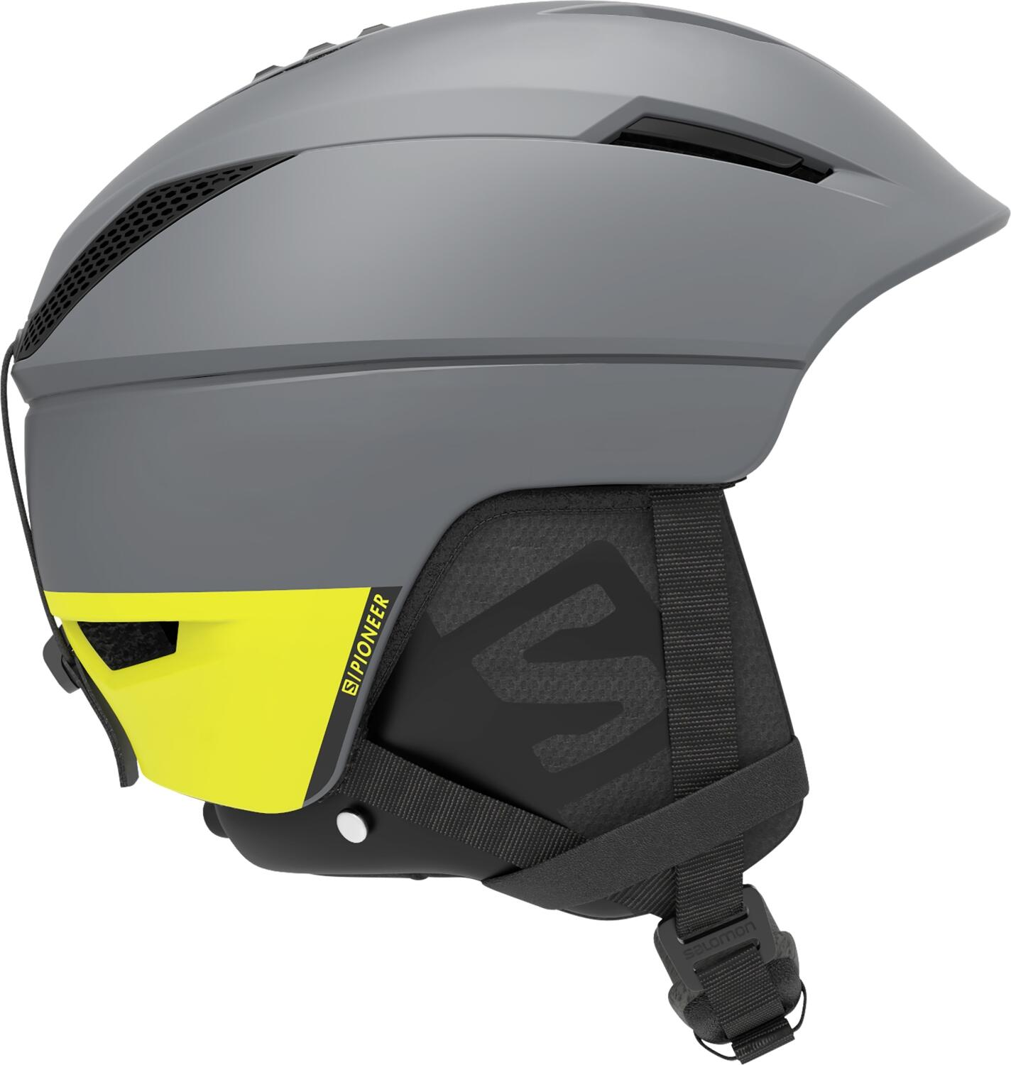Salomon Pioneer Custom Air Skihelm