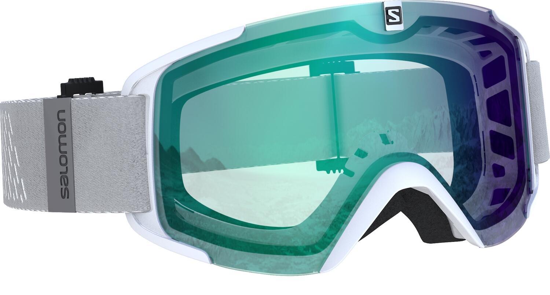 salomon-xview-photo-skibrille-farbe-white-scheibe-photochromic-blue-