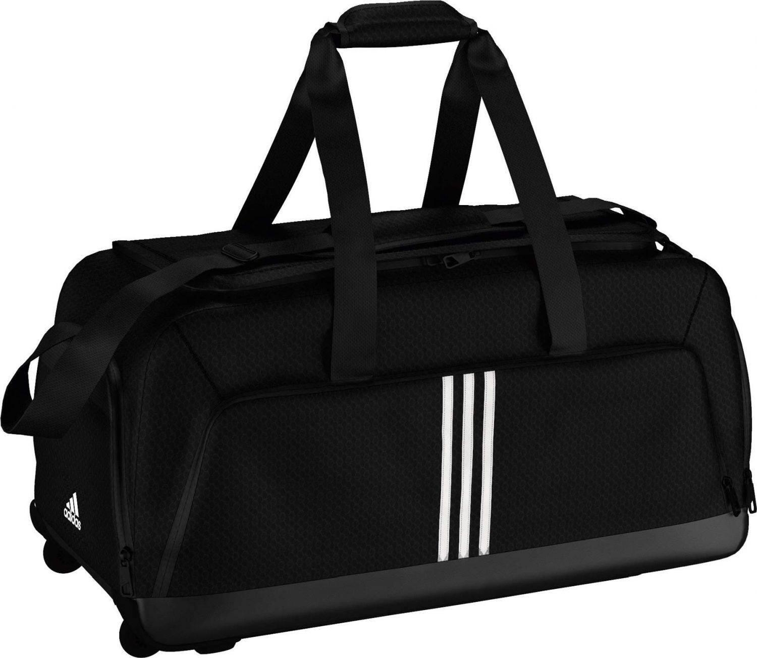 adidas 3-Stripes Essentials Teambag XL Rollentasche