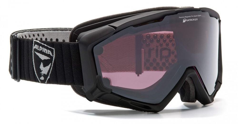 alpina-panoma-s-magnetic-brillentr-auml-ger-skibrille-farbe-031-schwarz-matt-scheibe-quattroflex