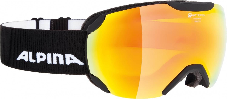alpina-pheos-small-quattroflex-mm-skibrille-farbe-835-black-matt-scheibe-quattroflex-mirror-red-