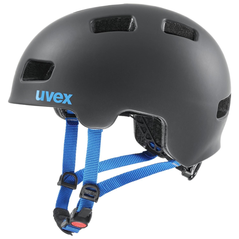 Fürfahrräder - uvex HLMT 4 cc Kinder Fahrradhelm (Farbe 51 55 cm, 01 anthracite mat) - Onlineshop