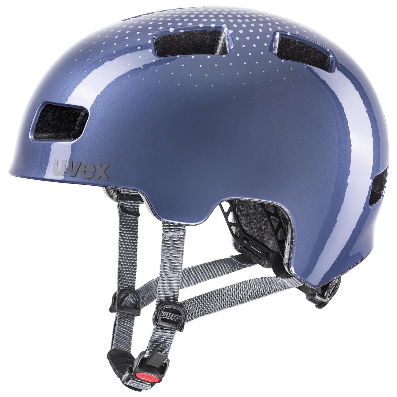 Fürfahrräder - uvex HLMT 4 Kinder Fahrradhelm (Farbe 55 58 cm, 08 midnight) - Onlineshop