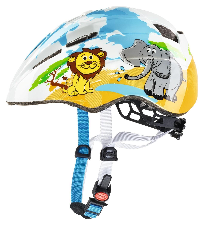 Fürfahrräder - uvex Kinderradhelm Kid 2 (Größe 46 52 cm, 20 desert) - Onlineshop