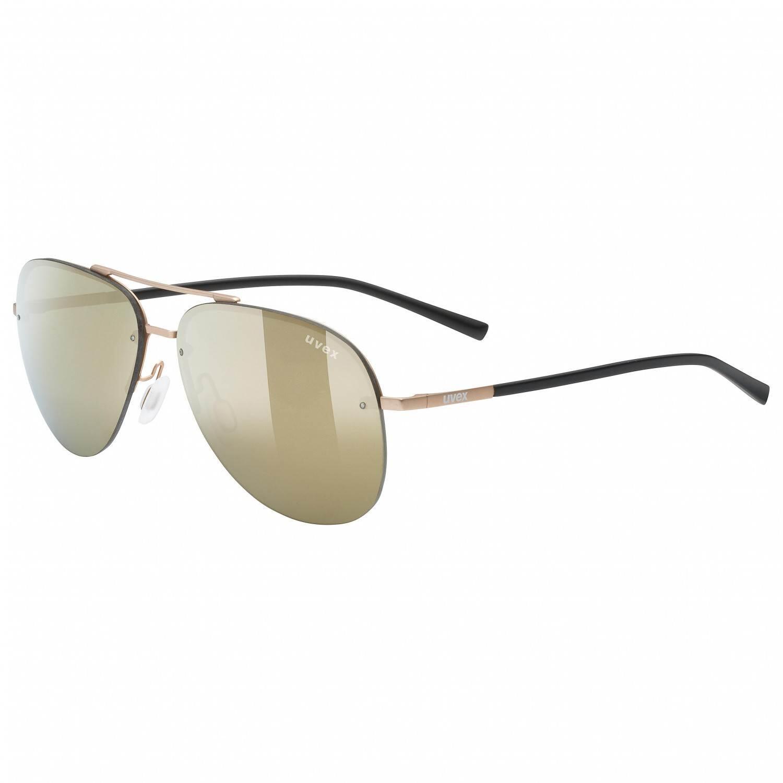 uvex-lgl-40-sportbrille-farbe-6616-gold-mat-mirror-gold-s3-
