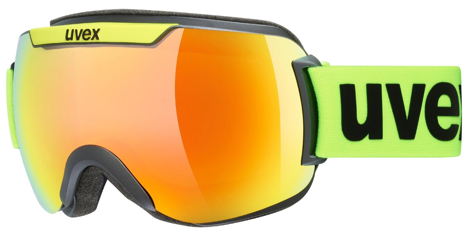 uvex-downhill-2000-cv-skibrille-farbe-3030-black-lime-mat-mirror-orange-colorvision-green-s2-