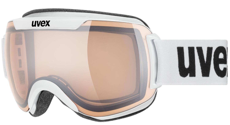 uvex-downhill-2000-v-skibrille-farbe-1030-white-mirror-silver-variomatic-clear-s1-s3-