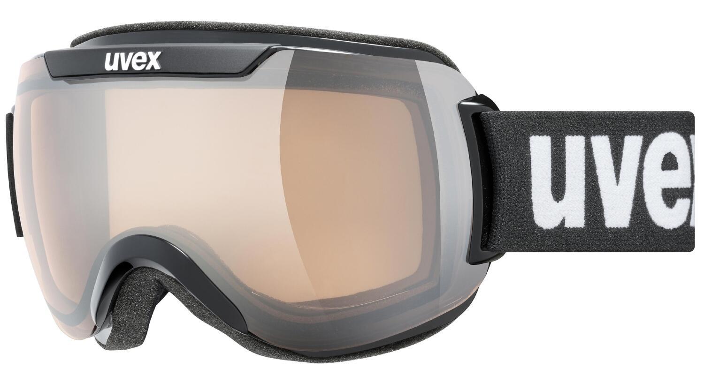 uvex-downhill-2000-v-skibrille-farbe-2230-black-mirror-silver-variomatic-clear-s1-s3-