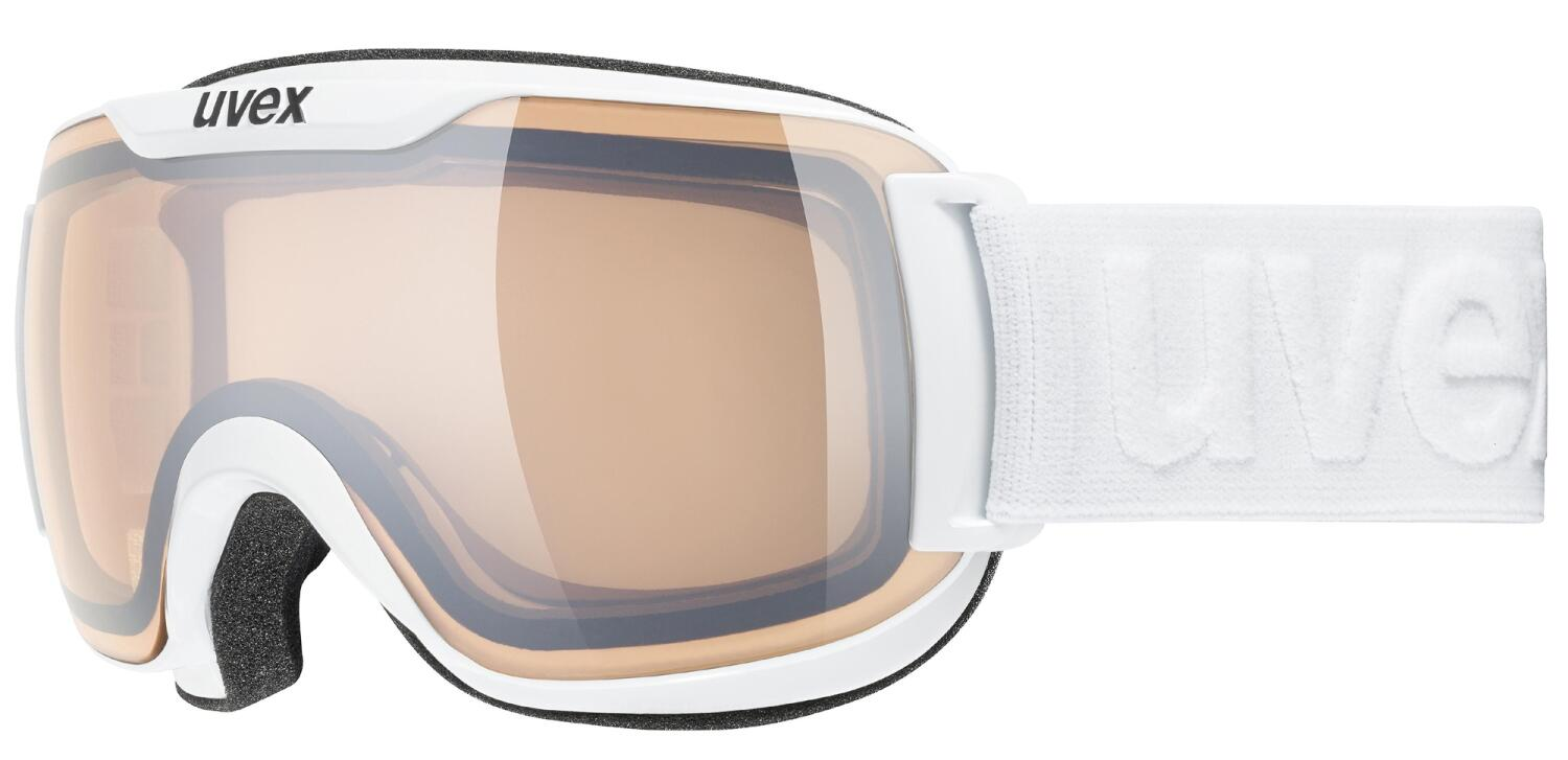 uvex-downhill-2000-small-variomatic-skibrille-farbe-1030-white-mirror-silver-variomatic-clear-s1