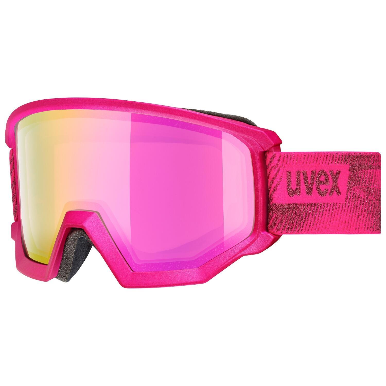 uvex-athletic-fm-brillentr-auml-ger-skibrille-farbe-9030-pink-mat-mirror-pink-rose-s2-