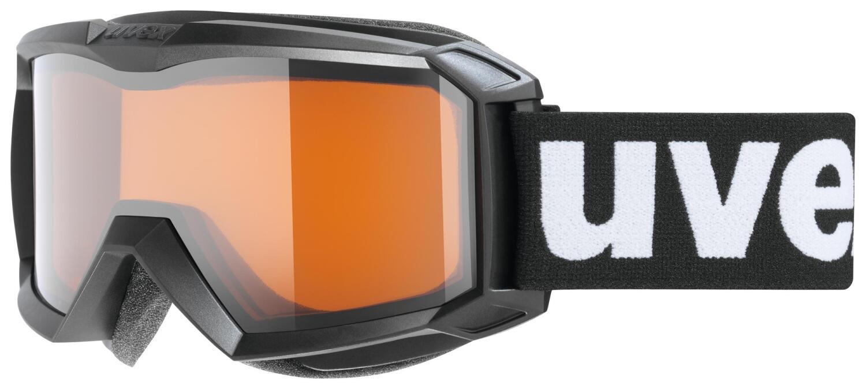 uvex-flizz-lasergold-kinderskibrille-farbe-2012-black-mat-lasergold-clear-s2-