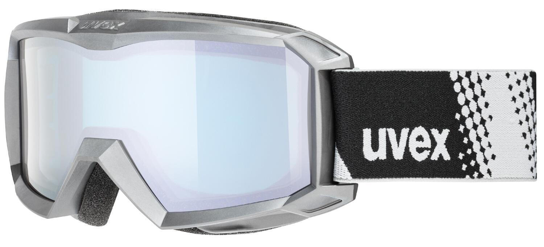 Fürski - uvex Flizz FM Kinderskibrille (Farbe 2030 anthracite, mirror silver blue (S2)) - Onlineshop