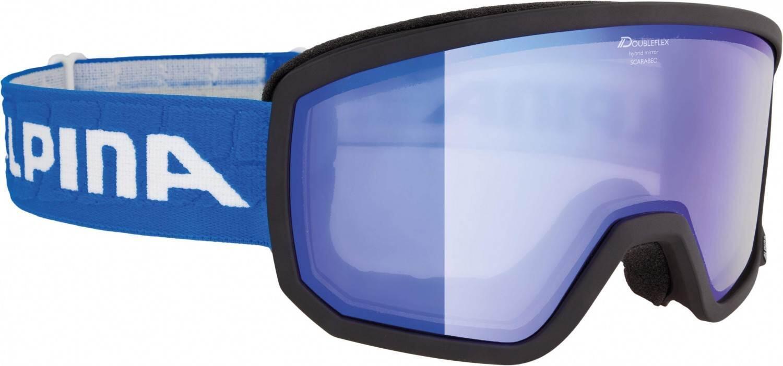 alpina-scarabeo-brillentr-auml-ger-skibrille-hybrid-mirror-farbe-891-black-matt-scheibe-hybridmi