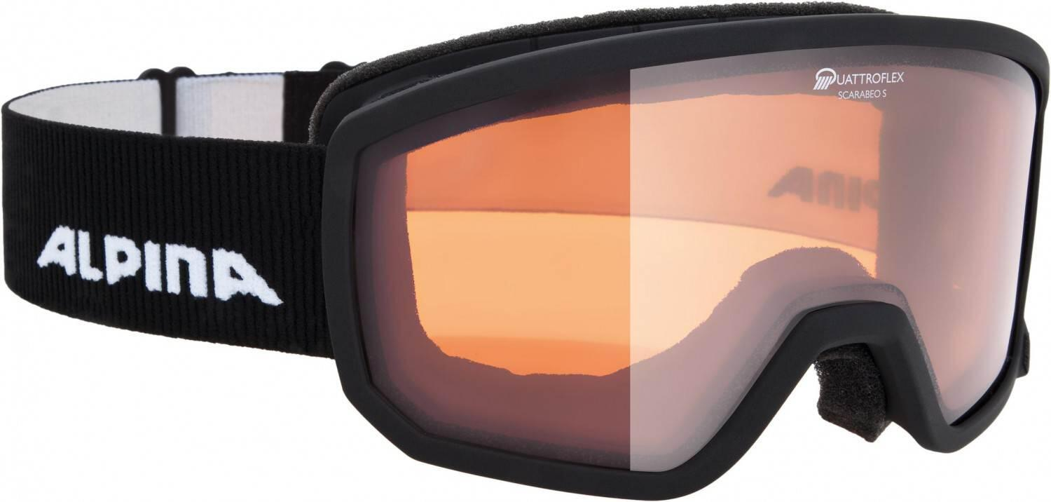 Alpina Scarabeo Small Skibrille QH
