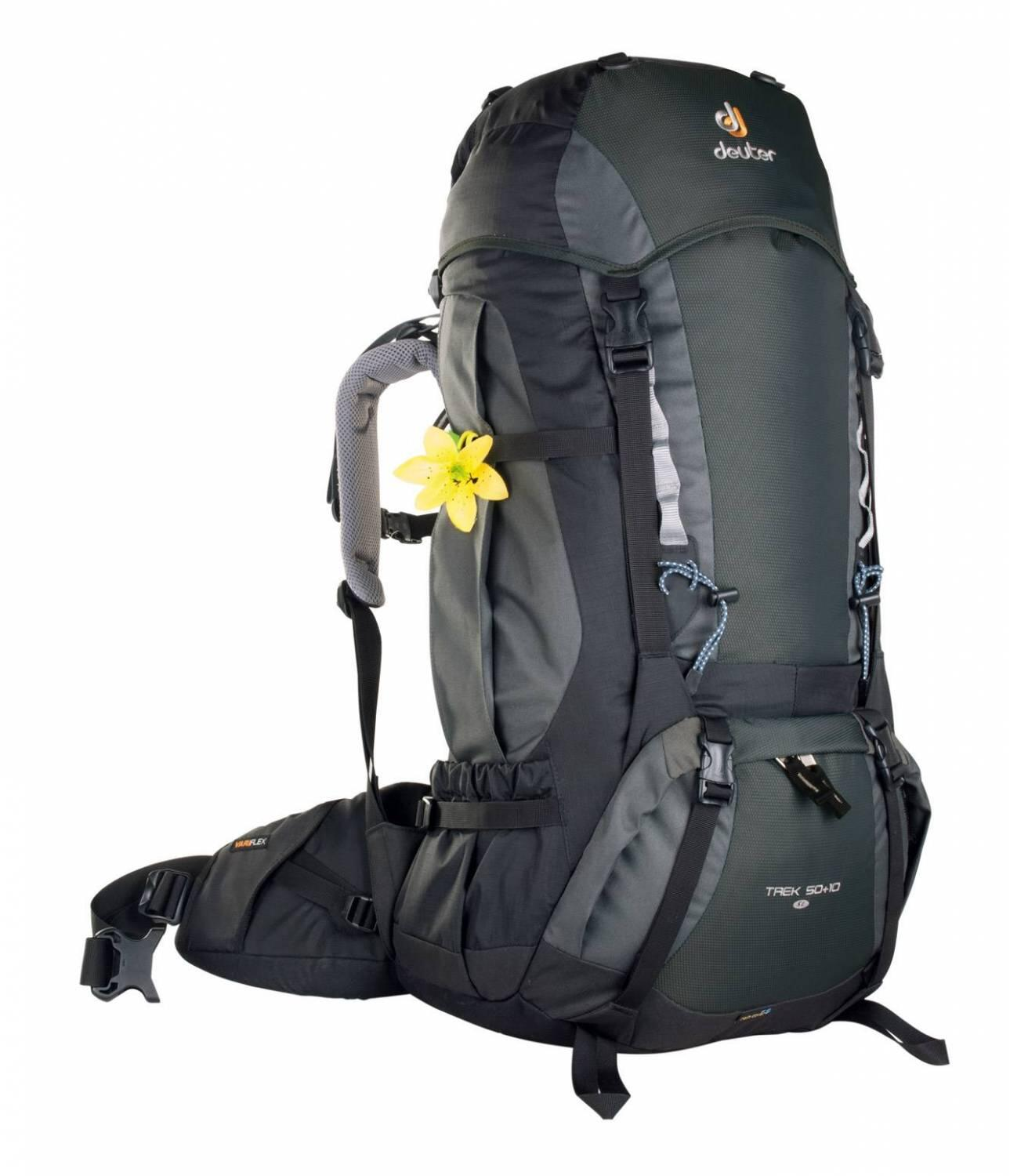 deuter trek 50 10 sl rucksack women. Black Bedroom Furniture Sets. Home Design Ideas