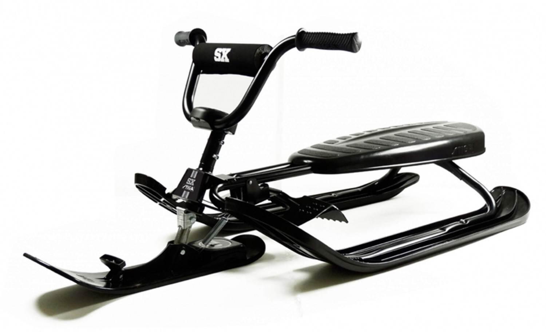 Schlitten - Stiga Snowracer SX Pro (Farbe 01 schwarz) - Onlineshop