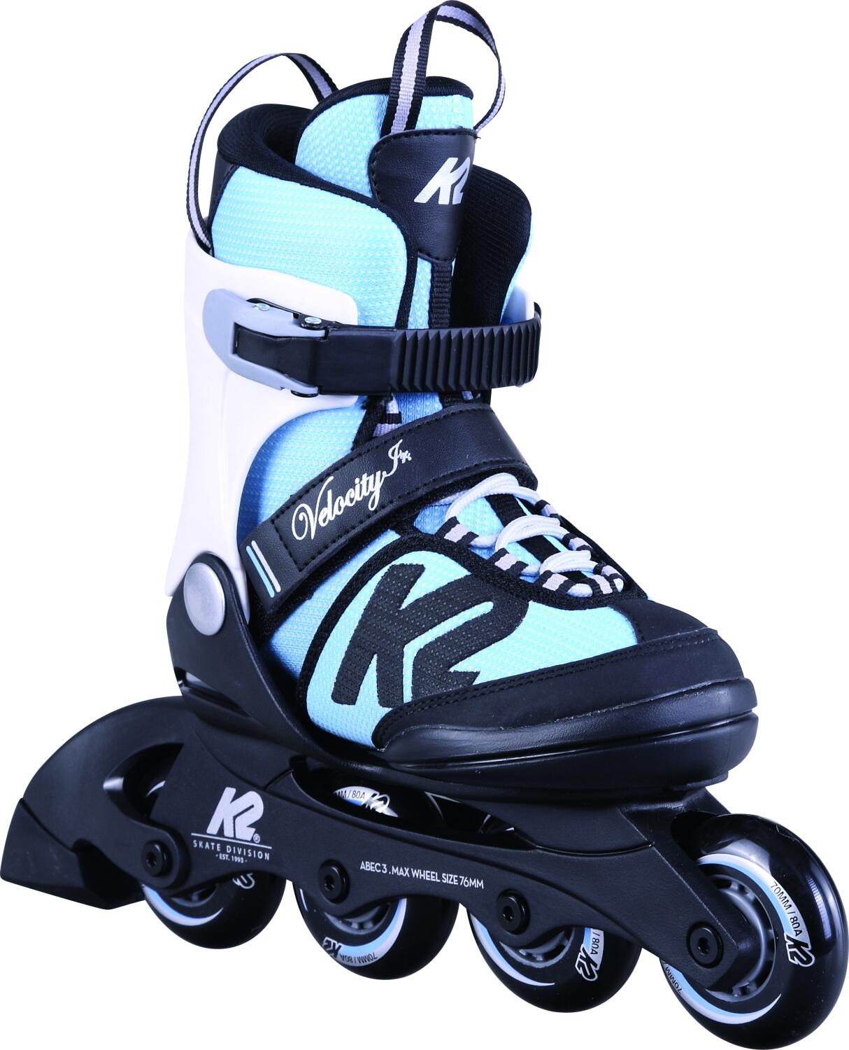 Inliner - K2 Velocity Junior Girls Inliner (Größe 35.0 40.0, 1 design) - Onlineshop