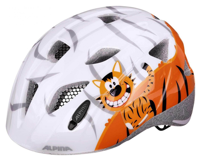Fürfahrräder - Alpina Ximo Kinderfahrradhelm (Größe 49 54 cm, 10 little tiger) - Onlineshop