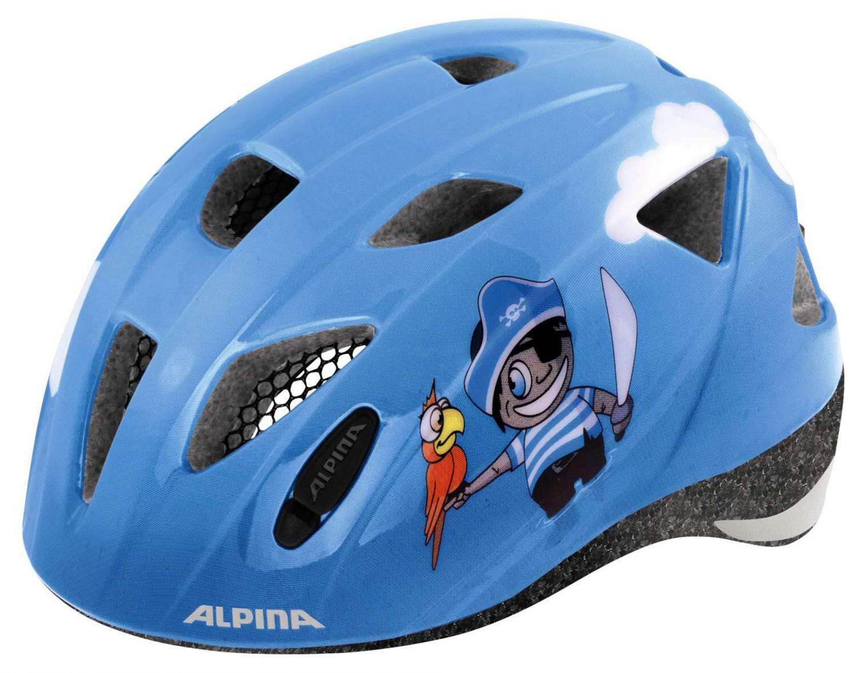 Fürfahrräder - Alpina Ximo Kinderfahrradhelm (Größe 49 54 cm, 80 pirate) - Onlineshop