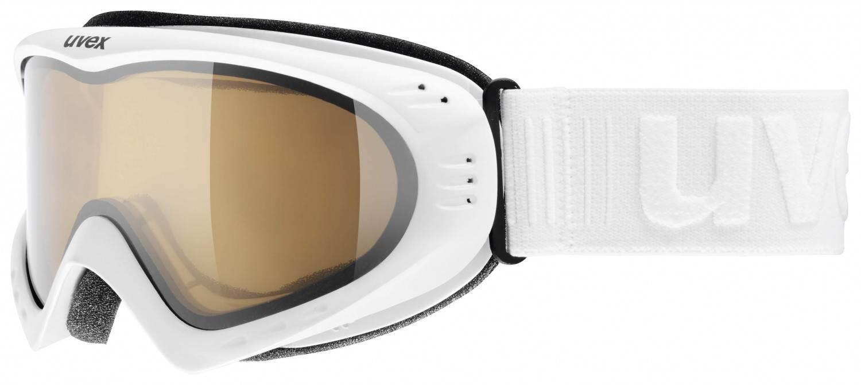 uvex-cevron-polavision-skibrille-farbe-1021-white-polavision-brown-clear-