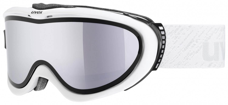 uvex-skibrille-comanche-take-off-farbe-1426-white-mirror-silver-lasergold-lite-clear-s1-s3-