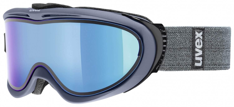 uvex-skibrille-comanche-take-off-farbe-4126-navy-mat-mirror-blue-lasergold-lite-clear-s1-s4-