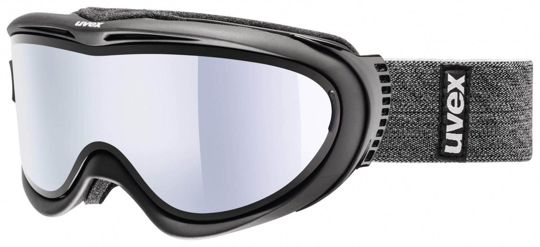 uvex-skibrille-comanche-take-off-farbe-9326-black-mat-mirror-silver-lasergold-lite-clear-s1-s3-