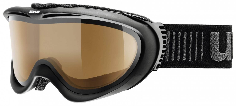 uvex-skibrille-comanche-polavision-farbe-2321-black-mat-polavision-brown-clear-