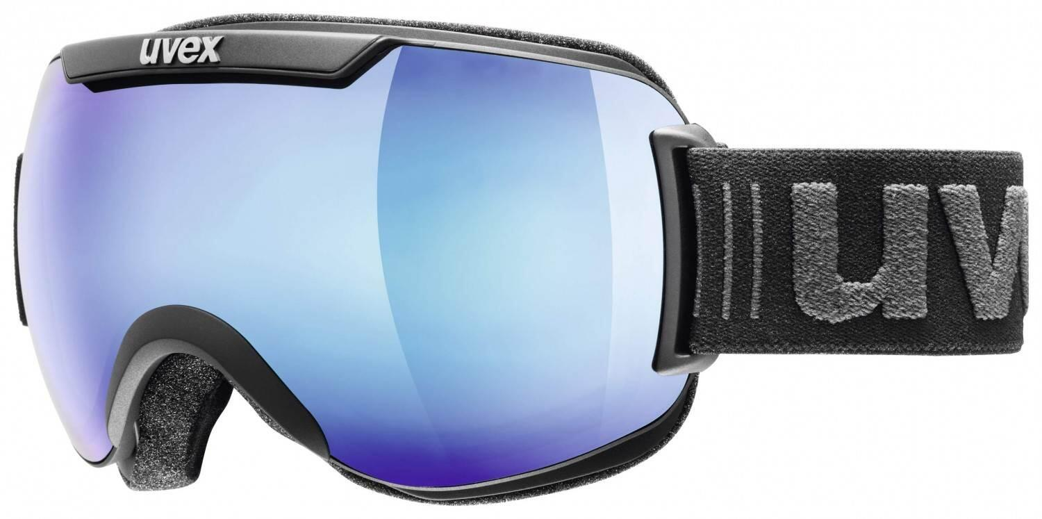 uvex-skibrille-downhill-2000-full-mirror-farbe-2426-black-mat-mirror-blue-clear-s2-