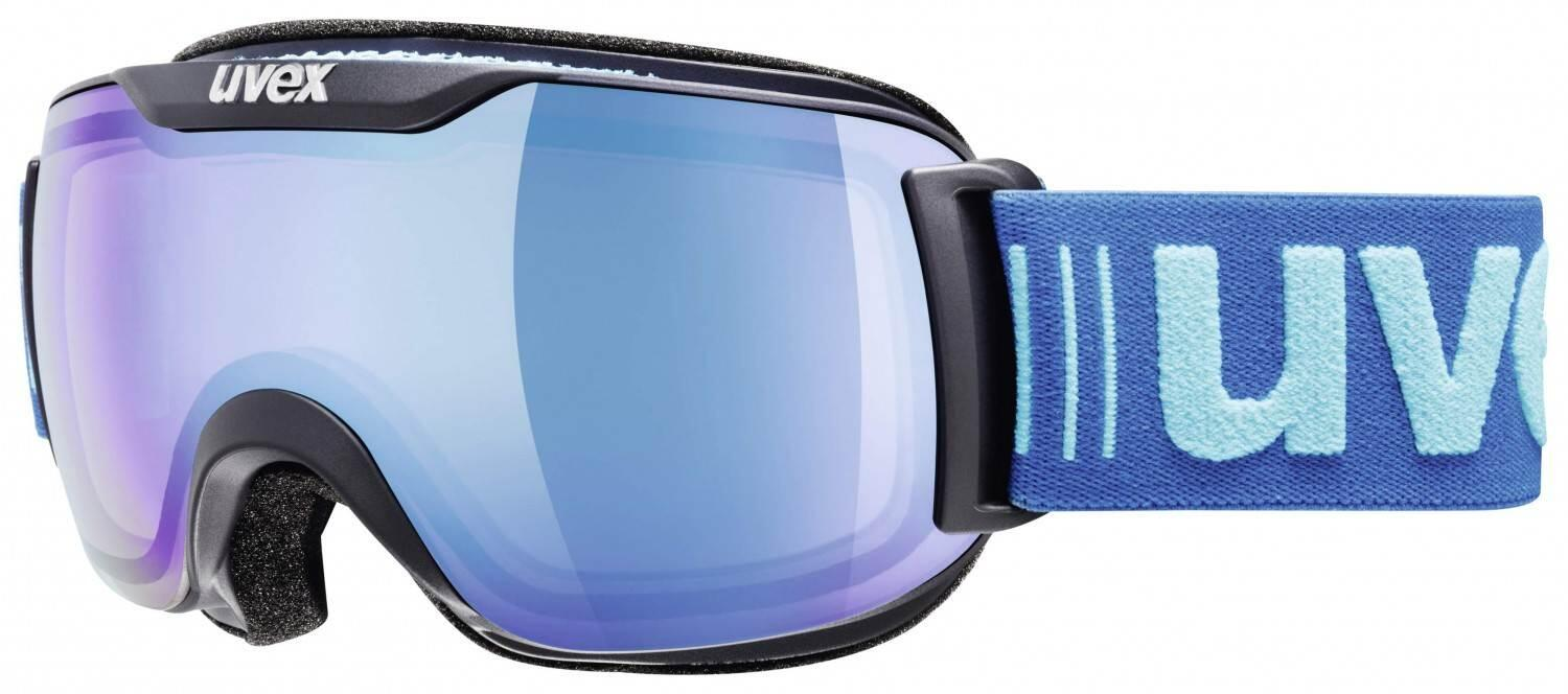 uvex-skibrille-downhill-2000-small-variomatic-farbe-4023-navy-mat-mirror-blue-variomatic-clear-