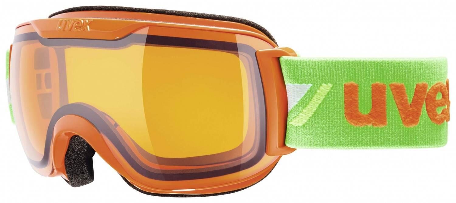 uvex-downhill-2000-small-race-skibrille-farbe-6029-orange-green-lasergold-lite-clear-
