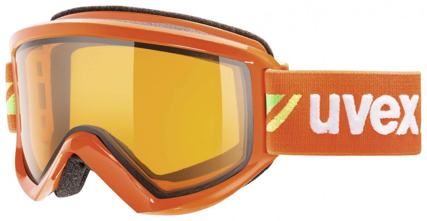 uvex-fire-race-skibrille-farbe-3029-orange-lasergold-lite-clear-