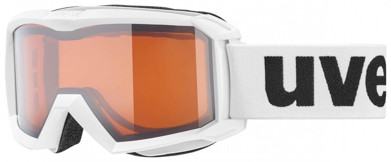 uvex-flizz-lasergold-kinderskibrille-farbe-1030-white-mat-lasergold-clear-s2-