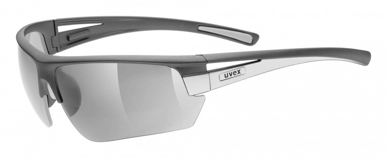 uvex-gravic-sportbrille-farbe-5516-dark-grey-mat-silver-, 29.90 EUR @ sportolino-de