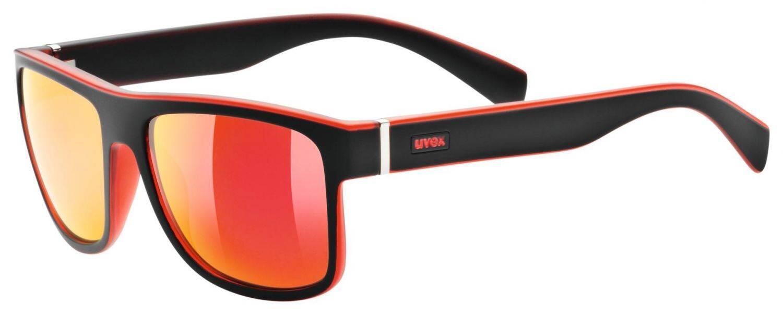 uvex-lgl-21-sportbrille-farbe-2213-black-mat-red-mirror-red-s3-, 54.90 EUR @ sportolino-de