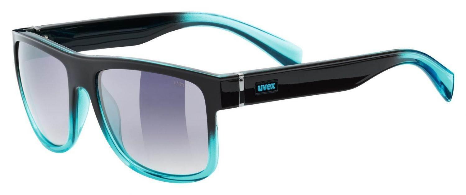 uvex-lgl-21-sportbrille-farbe-2416-black-turquoise-mirror-smoke-d-egrave-grad-egrave-s3-