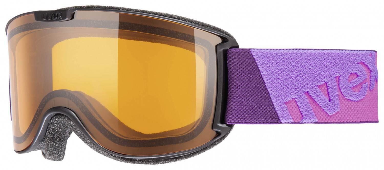 uvex-skyper-skibrille-farbe-2126-black-lasergold-lite-clear-