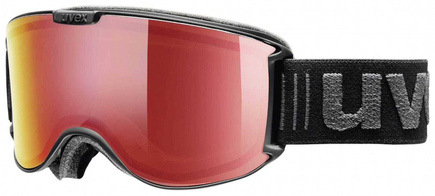 uvex-skyper-variomatic-fm-skibrille-small-farbe-2023-black-mat-mirror-red-variomatic-clear-
