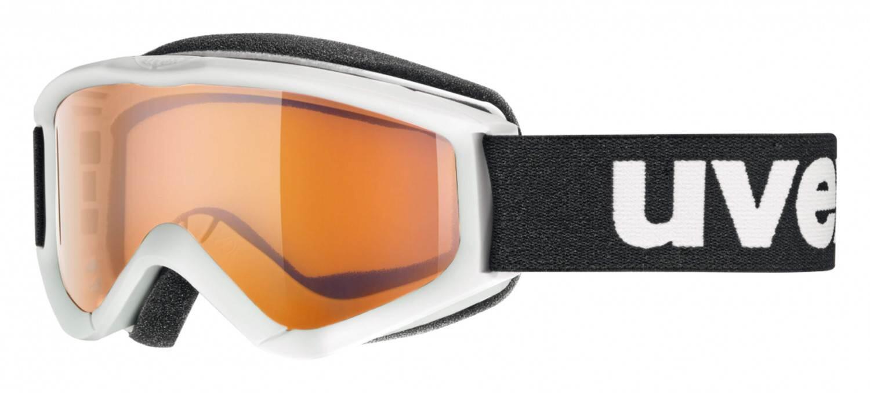 uvex-kinderskibrille-speedy-pro-farbe-1112-white-single-lens-lasergold-s2-, 16.90 EUR @ sportolino-de