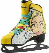 Powerslide Pop Art Blondie Schlittschuh