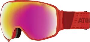 Atomic Count 360° HD Race Skibrille