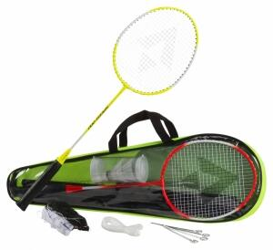 TecnoPro Beach Badmintonset Speed 200 2 Play